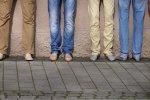 Ludzie w dżinsach