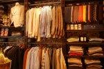 garderoba, ubrania